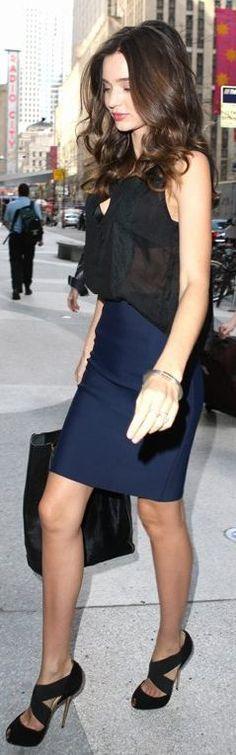 Miranda Kerr's exquisite shoes