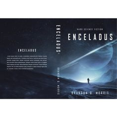It is a hard science fiction (i.e. science based) novel about an expedition to the moon Enceladus that is orbiting planet Saturn. There, astronauts will use a heated sphere to crush through the ice crust and reach the inner ocean to search for alien life.