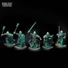 Warriors of the Dead - Games Workshop 28mm - 2014