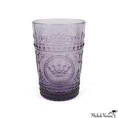 Lavender Crown Glasses