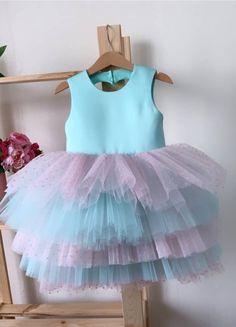Welcome to Zolindu Online Kids & Women Fashion Store Kids Outfits Girls, Dresses Kids Girl, Girly Outfits, Little Girl Fashion, Kids Fashion, Flower Girl Dress Shoes, Mother Daughter Fashion, Baby Dress Design, Kids Frocks