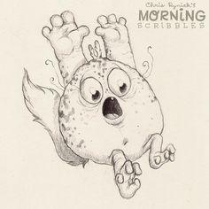Bottomless pit…  #morningscribbles