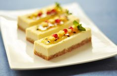 Mango and Passion Cheesecake | by *steveH