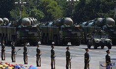 الصين ترد على دونالد ترامب بإجراء مناورات…: أعلن التلفزيون الرسمي الصيني، إطلاق الصين عشرة صواريخ باليستية في استعراض لقدراتها العسكرية،…