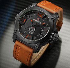 9dc1f4225f8 Conheça o relógio masculino Nav - Com tantos beneficio por tão pouco! ⠀⠀