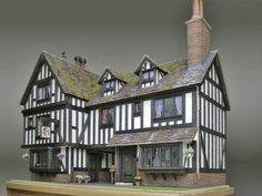 tudor doll house - Yahoo Image Search Results