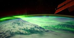 New 4K footage from NASA gives a rare glimpse of auroras, also known as the northern and southern lights.