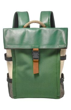 Men's Skagen 'Frandsen Editorial' Neoprene Rucksack