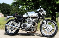 RE-PIN THIS!!! http://www.cardosystems.com/  Yamaha XS750 - The Bike Shed