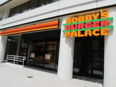 Hungry?  Have a burger at Bobby's Burger Palace (2121 K Street in Washington, DC), and they will donate $1 to CAPITAL AREA FOOD BANK!!