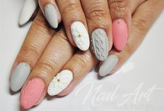 174 Best Winter Nail Art Images On Pinterest In 2018