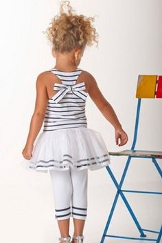 Love this style for my Little Girl...