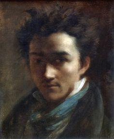 Alexandre-Marie Colin · Autoritratto · 1816 ca · Louvre · Paris