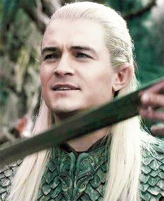 Beautiful Legolas