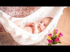Mini Rede de Croche Para Newborn ser Fotografado ( Recém nascido) - YouTube