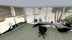 beach villa details with Lumion 6 0