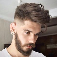 2017 New hairstyles for guys - http://trend-hairstyles.ru/1228.html #Hairstyles…