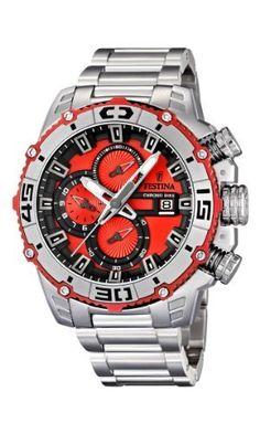 aadc6ecfd3e NEW Festina Chronograph Bike TOUR DE FRANCE 2012 Men's Watch F16599/8  Festina. $299.00