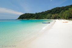 Pulau Perhentian Besar, Malaysia - July 2012