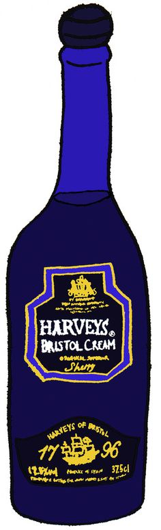 "https://flic.kr/p/57j4id | Harveys Bristol Cream Sherry | Harveys' Bristol Cream is a leading Spanish sherry, which has been imported into and bottled in Bristol, England since 1796 by Harveys of Bristol.  Contrary to popular belief, the term ""Cream Sherry"" does not reflect the use of any dairy ingredients in the recipe. The popular story is that in the 1860s, a visitor to the Harveys' cellars was given a taste of a new blend of sherry. When compared to Bristol Milk, she said, &quo..."