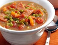Spicy Black Bean Soup | Recipes | Weight Watchers