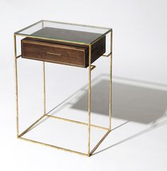 Floating Drawer Sidetable - Side Tables - Tables - Furniture - Dering Hall