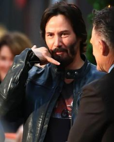 Keanu Reeves - 2015, October 13 Call me maybe