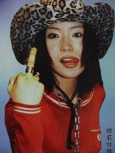 Mode Harajuku, Harajuku Fashion, Harajuku Girls, Shiina Ringo, 2000s Fashion, Gorillaz, Grunge Hair, Look Cool, Pretty Pictures