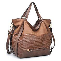 Urban Expressions Roselle Handbag (Chocolate) Urban Expressions http://www.amazon.com/dp/B0167EEXUU/ref=cm_sw_r_pi_dp_rj.hwb0C3SCB7
