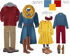 to Wear: Fall Family Photo Sessions, by Kate Lemmon of Kate L Photography What to wear for fall family photos. A shopable set by NAPCP member Kate L Photography.What to wear for fall family photos. A shopable set by NAPCP member Kate L Photography. Fall Family Picture Outfits, Family Pictures What To Wear, Family Picture Colors, Family Portrait Outfits, Fall Family Portraits, Fall Family Pictures, Fall Pics, Fall Photo Outfits, Family Posing
