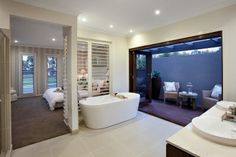 I just viewed this amazing Marbella 42 Master Ensuite style on Porter Davis – World of Style. How about picking your style?