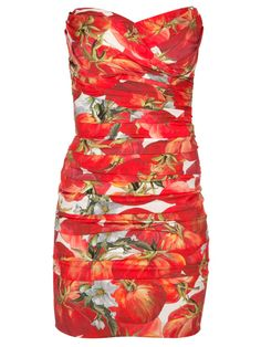 strapless tomato dress Review Buy Now