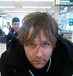 Dean in Winnipeg March, 2014