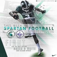"""October 2, 1948 (Michigan State 68, Hawaii 21): """"The Spartans broke the game open in the third quarter as Bud Crane scored on a 32-yard run around right end, Martin Kelly returned an interception 46 yards for a TD and Grandelius raced 52 yards around right end for another score."""""""