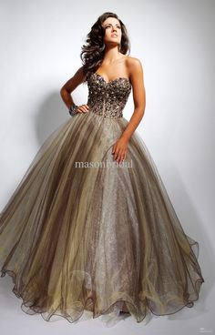 Wholesale Evening Dress - Buy New Arrival Ball Gowns Sweetheart Crystal Organza Floor Length Evening Dresses, $103.41 | DHgate