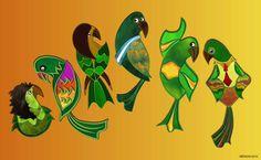 ARGENTINA VERDE LORO/LA EXTINCION DE LOS GORILAS. ¿¿¿TODAS LAS VOCES TODAS??? Disney Characters, Fictional Characters, Parrot, Argentina, Green, Fantasy Characters