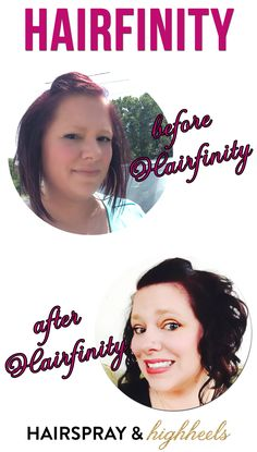 Hairfinity healthy hair vitamins testimonial: My hair has way more shine to it then it has before and this time it's not from shine enhancing products. It's natural. That is my favorite part. #GrowLongerHair #HairGrowthTips