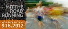 Capital City River Run Half-Marathon - goal event for Fall 2012!