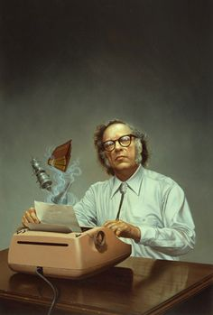 Isaac Asimov on the Thrill of Lifelong Learning, Science vs. Religion, and the Role of Science Fiction in Advancing Society
