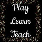 PlayLearnTeach Teaching Resources | Teachers Pay Teachers