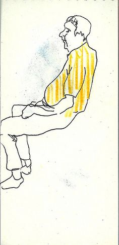 Sentadito. Sitting | inma serrano