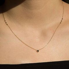 Fashion Necklace Dainty Necklace Lightning Necklace Sterling Silver Be – clotheoo Gold Chain Design, Gold Jewellery Design, Gold Jewelry, Jewelery, Designer Jewelry, Gold Bangles, Diamond Jewelry, Bangle Bracelets, Diamond Mangalsutra