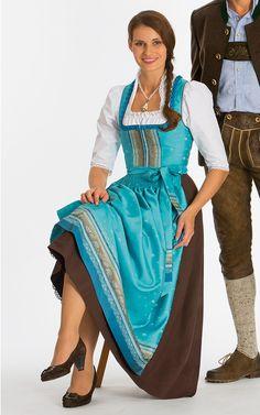 #Farbbberatung #Stilberatung #Farbenreich mit www.farben-reich.com Chiemseer Dirndl & Tracht - Online Shop