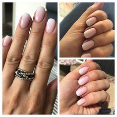 Babyboomer nails 😍 Pandora