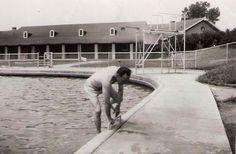 Camp Dodge Pool 1949
