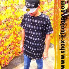 LOBSTER t-shirt tribal grey+snap back LoBSTeR!!! venite a trovarci allo SHOX urban clothing di viale dante 251 Riccione APERTI tutti i giorni anche la DOMENICA POMERIGGIO !per info e vendita contattateci su FB: @ SHOX URBAN CLOTHING ,spedizione €5-->free for order over €50!!! #lobster #tribal #new #2015 #SHOX #snapback #comevuoitu #sartoriainterna #fashion #spring #fresh #streetwear #life #esclusivo #nuoviarrivi  #swag  #solodanoi  #unici #men #woman #instafashion #summer
