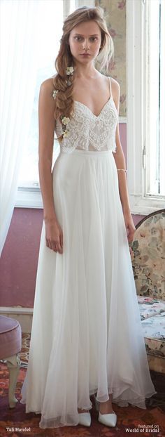 Tali Handel 2016 Wedding Dress