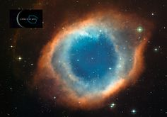 Helix Nebula, also known as The Helix, NGC 7293