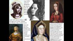 Hijos de los Reyes Católicos de España Isabel y Fernando