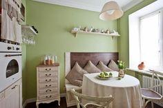 Kis lakás, romantikus, klasszikus hangulattal - egy hangulatos, 40m2-es otthon
